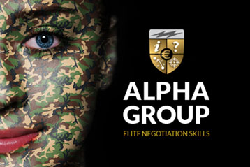 Alpha Group is a top-level negotiation skills course offered by Malachy O'Connor of Food First Consulting.