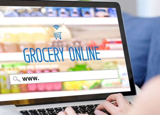 Covid-19 and Online Groceries